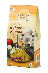 Masala Bulgur amestec de cereale condimentate cu specific indian