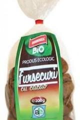 Fursecuri cu cacao ecologice
